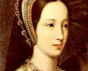 18 March - The birth of Mary Tudor, Queen of
