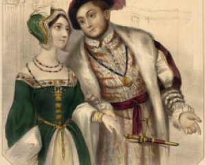 Tudor couples and lovers