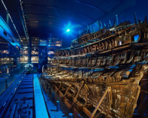 New parts of the Mary Rose on display fo