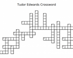 Tudor Edwards Crossword