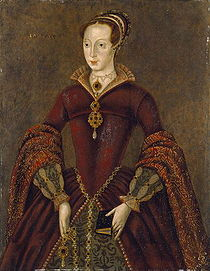 Woman thought to be Lady Jane Grey