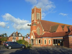 Our Lady and St Anne's Roman Catholic Church
