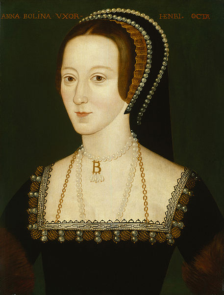 Anne Boleyn and the Famine of 1527