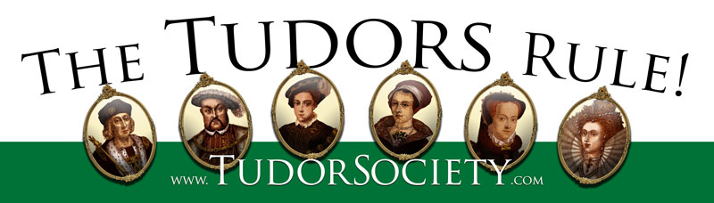 Tudor Bumper Sticker